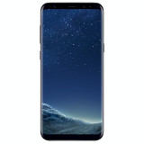 Samsung Galaxy S8 Plus, 64GB, Black - Telefon Samsung, Negru, Neblocat, Single SIM