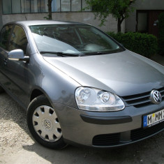 VW GOLF V 1.4i 16V 75CP EURO4 2006, Benzina, 156000 km, 1400 cmc