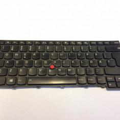 Tastatura iluminata laptop Lenovo Thinkpad T440S - ORIGINALA! Foto reale! - Tastatura laptop