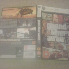 Grand Theft Auto IV - GTA 4 - XBOX 360 - Jocuri Xbox 360, Actiune, 18+, Single player