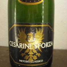 Rare șampanie cesarini sforza, brut, millesimato 1999 ITALY 75 cl 12 vol