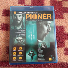 Film PIONER Blu Ray disc - Film thriller, Engleza