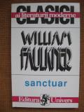 William Faulkner - Sanctuar, Univers, 1996