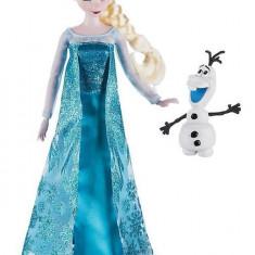 Papusa Disney Printesa Elsa Si Olaf
