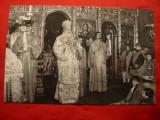 Fotografie -Patriarhul Romaniei Teoctist , dim. =16,2 x10,5 cm