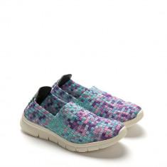 Espadrile/tenesi/papuci dama - Espadrile dama, Culoare: Multicolor, Marime: 35, 36, 37, 38, 39, 40