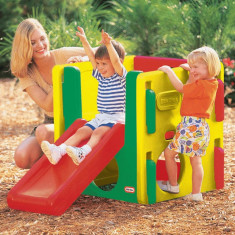 Spatiu De Joaca Natural Junior - Casuta copii Little Tikes