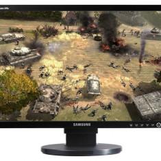 """Monitor Refurbished LCD 24"""" SAMSUNG SYNCMASTER 245B GRAD A - Monitor LCD Samsung, 24 inch"""