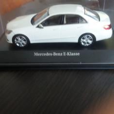 Macheta mercedes e-klasse - schuco, 1/43 editie pentru dealer - Macheta auto