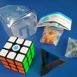 Cub Rubik 3x3x3 Gans 356 Air Ultimate Magnetic Profesional 56mm - Jocuri Logica si inteligenta