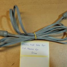 Cablu Midi Tata 3p - Midi Mama 5p 2, 4m
