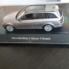 Macheta mercedes benz c-klasse t-modell - schuco, 1/43, ed. lim. 1500 de bucati - Macheta auto