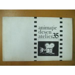 Animatie desen atelier 35 regizori decoratori plasticieni filme romanesti