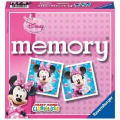 Jocul Memoriei Minnie Mouse - Jocuri Logica si inteligenta Ravensburger