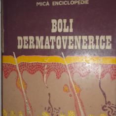 Boli dermatovenerice an 1987/485pagini/numeroase figuri- Gheorghe Bucur - Carte Dermatologie si venerologie