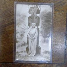 Fotografie Regina Maria, 1927 - Harta Europei
