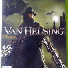 Vand joc xbox 1 clasic, VAN HELSING, colectie, ca nou - Jocuri Xbox Activision, Shooting, 18+, Single player