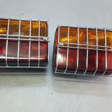 Lampa stop cu 3 functi si grilaj de protectie 12v, Universal