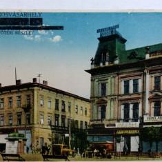 TARGU MURES - INCEPUTUL ANILOR 1900 - SUPRATIPAR - Carte Postala Transilvania 1904-1918, Circulata, Fotografie