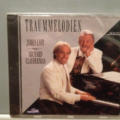 JAMES LAST & R. CLAYDERMAN - DREAM(1986/POLYDOR/RFG ) - CD ORIGINAL/ Sigilat/Nou - Muzica Clasica universal records