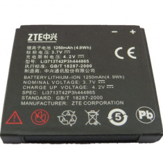 Acumulator ZTE Blade n61 n62 Orange San Francisco cod Li3713T42p3h444865 nou, Li-ion