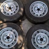 Jante otel (tabla) Hyundai H1, Opel Insignia, Saab 9-5, pe R15 cu 5x120