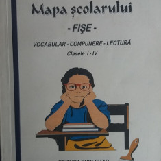 MCCG - MARIA ANGHEL - MAPA SCOLARULUI - VOCABULAR- COMPUNERE - LECTURA