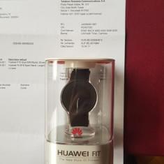 Smartwatch / bratara fitness Huawei Fit Sport B19 sigilat, factura si garantie
