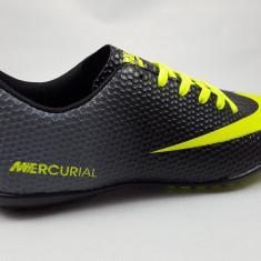 Adidasi Nike Mercurial - Ghete fotbal Nike, Marime: 41, Culoare: Negru