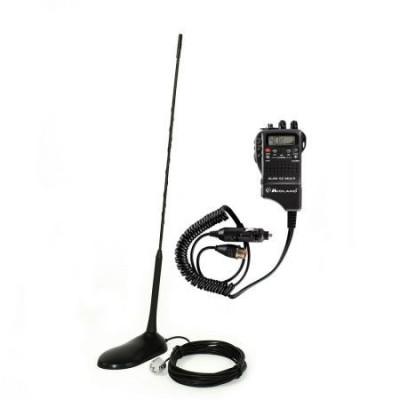 Kit Statie radio CB Midland Alan 52 + Antena PNI Extra 45 MID-PACK21 foto