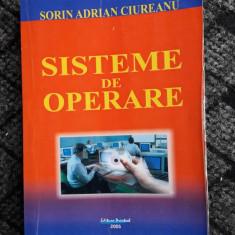 Sisteme De Operare - SORIN ADRIAN Ciureanu - Carte sisteme operare