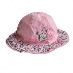 Palarioara de vara Minnie roz - Palarie Copii