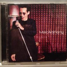 MARC ANTHONY - ALBUM (1999/SONY REC/AUSTRIA) - CD ORIGINAL/ca Nou - Muzica Pop sony music