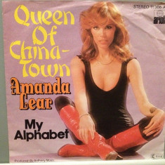 AMANDA LEAR - QUEEN OF CHINA-TOWN(1977/ARIOLA REC/RFG) - VINIL/Impecabil - Muzica Pop