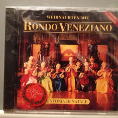 RONDO VENEZIANO - SINFONIA DI NATALE (1995/ARIOLA ) - CD ORIGINAL/Sigilat/Nou - Muzica Clasica