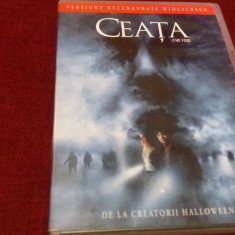 FILM DVD CEATA - Film SF, Romana
