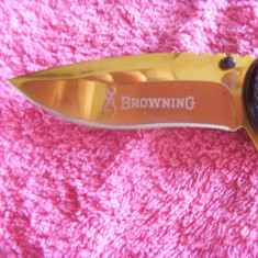 Vand briceag Browning - Briceag/Cutit vanatoare