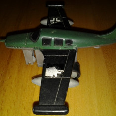 Train, jucarie copii 10*4*3 cm - Elicopter de jucarie