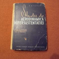 STUDII DE AERODINAMICA HIPERSUSTENTATIEI - N.N. Patraulea - Carti Transporturi