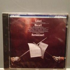 Salieri/Mozart - Prima la Musica.....(1987/TELDEC/RFG) - CD ORIGINAL/Sigilat/Nou - Muzica Clasica decca classics