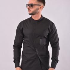 Camasa gen Zara Man - Neagra Jappan Boy - Toate Masurile C500
