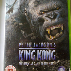 Vand joc xbox 1 clasic, KING KONG, colectie, ca nou - Jocuri Xbox Activision, Shooting, 18+, Single player