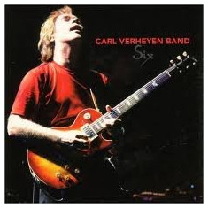 CARL VERHEYEN (SUPERTRAMP) - SIX, 2003