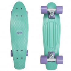 """Cruiser Area mint/purple 22""""/56cm - Skateboard"""