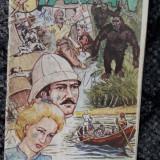 Tarzan Al Maimutelor, Volumul I, EDGAR RICE - Carte de aventura