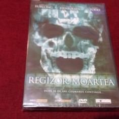FILM DVD REGIZOR MOARTEA SIGILAT - Film thriller, Romana