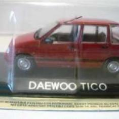Macheta Daewoo Tico scara 1:43 - Macheta auto