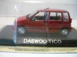 Macheta Daewoo Tico - Masini de Legenda scara 1:43