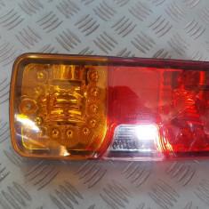 lampa stop cu cu 5 functi pe baza de bec 12v/24v