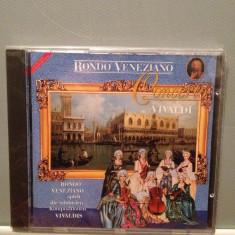 RONDO VENEZIANO - CONCERTO VIVALDI (1990/BMG/GERMANY) - CD ORIGINAL/Sigilat/Nou - Muzica Clasica ariola